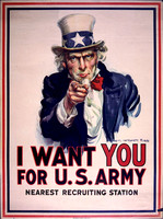 I Want You Recruiting