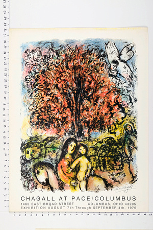 35- Chagall at Pace, Marc Chagall